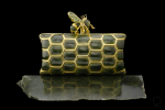 Nephrite Royal Bee Clutch