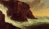 Томас Коул. Необитаемый остров