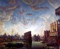 Порт воображаемого города