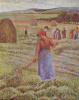 Haymaking in Eragny