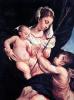 Мадонна с младенцем и Иоанном