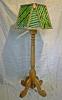 Floor Lamp Oak