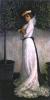 Портрет моей сестры Кэрри В. Штеттхаймер в белом платье