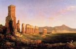 Томас Коул. Акведук близ Рима