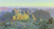 Dawn in Sinai