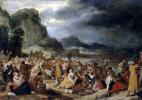 Ханс III Момпер Иос де Йорданс. Израильтяне после перехода через Чермное море