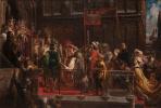 Ян Матейко. Крещение Владислава III Варнечика в Польше 18 февраля 1425 года