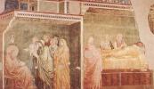 Джотто ди Бондоне. Рождение и именование Крестителя