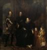 Портрет семьи Ломеллини
