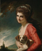 Lady Hamilton in the allegorical image of Nature
