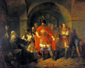 Patriarch Hermogenes refuses poles to sign the letter