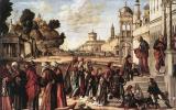 Витторе Карпаччо. Святой Стефан освящен диаконом