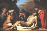 Джованни Франческо Гверчино. Положение во гроб