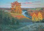 Alexey RusAC. Autumn evening. Igolkina