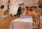 Хоакин Соролья (Соройя). Крещение
