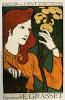 Exhibition poster by eugène Grasset