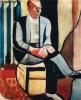 Портрет писателя М. Доленга