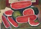 Diego Maria Rivera. Watermelon