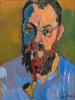 A Portrait Of Matisse