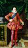 Портрет Людовика XIII