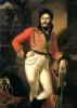 Портрет лейб-гусарского полковника Евграфа Васильевича Давыдова