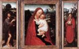 Адриан Изенбрант. Триптих