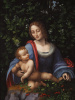 Мадонна с младенцем под сенью жасмина