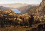 Томас Хилл. Озеро