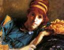 Портрет мисс Лауры Терезы Эппс (Позже леди Альма-Тадема)