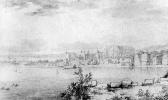Ян Ливенс. Вид на Лондон