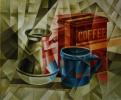 Coffee. Kubofuturizm