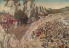 Лукас Кранах Старший. Гибель фараона в Красном море