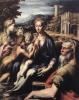 Мадонна на троне, св. Захария, св. Иоанн Креститель и св. Мария Магдалина
