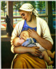 Материнство. 1937