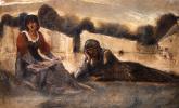 Edward Coley Burne-Jones. Women