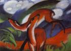 Франц Марк. Красные олени