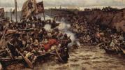 Завоевание Сибири Ермаком