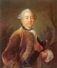 Portrait gr. Pyotr Borisovich Sheremetev
