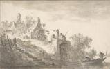 Ян ван Гойен. Прибрежный пейзаж