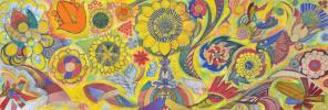 Эскиз мозаики