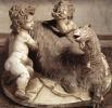 The infant Jupiter and Faun goat Amalfeya
