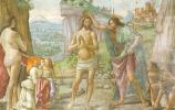 Доменико Гирландайо. Крещение Иисуса