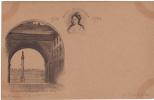 Михаил Викторович Рундальцов. « Анна Иоанновна» Гравюра на металле 1900