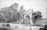 Ян Асселейн. Сломанный мост в Риме