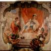 Фрески из Палаццо Дуньяни. Сципион и раб