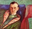 Portrait Of Alexander Alexandrovich Korovin