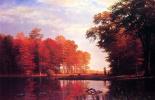 Альберт Бирштадт. Осенний лес