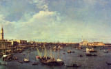 Джованни Антонио Каналь (Каналетто). Вид гавани Сан Марко