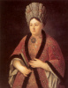 Портрет Марии Яковлевны Строгановой