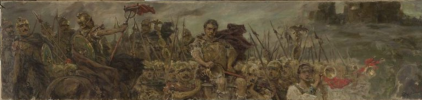 Wilhelm Alexandrovich Kotarbinsky. The campaign of the army after a victorious battle